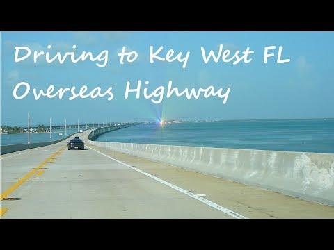 Drive to Key West FL    Overseas Highway