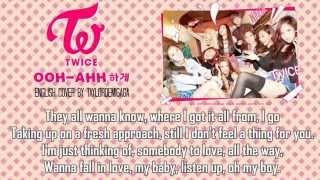 [English Cover] TWICE (트와이스) - OOH-AHH 하게 (Like OOH-AHH) by JANNY