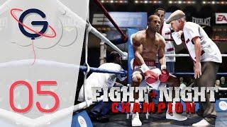 FIGHT NIGHT CHAMPION FR #5 - Mode Histoire : La Main Cassée !