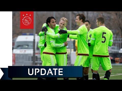 Walian: 'Prachtige tijd gehad bij Ajax'