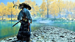 Ghost Of Tsushima - Ronin & Samurai - Epic Combat Gameplay Compilation