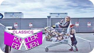 Einkaufen mit Martina & Schwule Flamingos