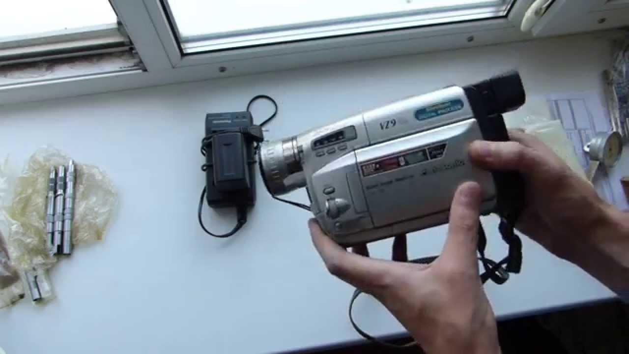 Нет фокуса / Выпадает в ошибку. Видеокамера Panasonic HDC-SD90 .