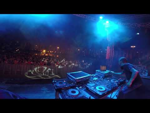 Citizen Kain - Dj Set @ International Music Day RTS (Montpellier 21.06.2014)