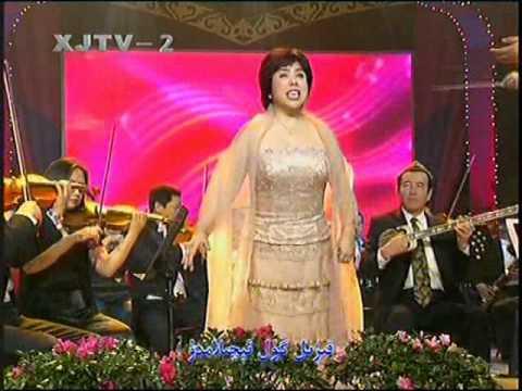 Dilber Yunus-Duttarim (Uyghur folk song)