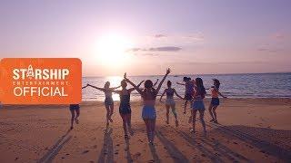 [Teaser] 우주소녀 (WJSN) - Boogie Up