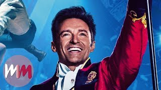 top 5 reasons to see the greatest showman