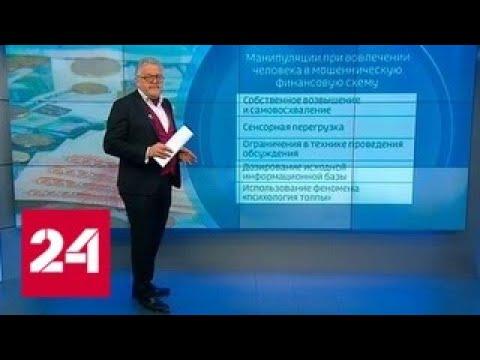 Бесплатный сыр финансовых пирамид: почему россияне все еще верят в сказку - Россия 24