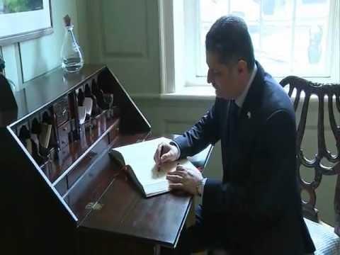 PM Tigran Sargsyan in Kennedy School of Government