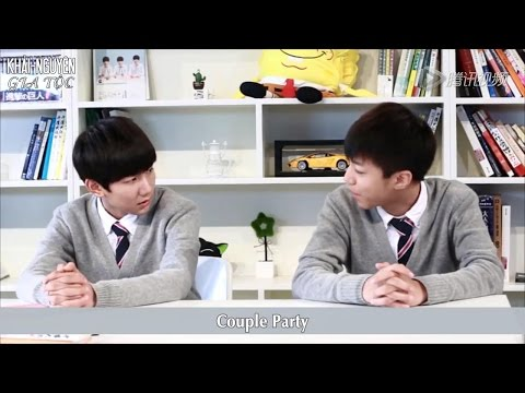 [Vietsub Shortfilm] Phòng tự học Học viện nam sinh Season 2 – Ep 8. Couple Party
