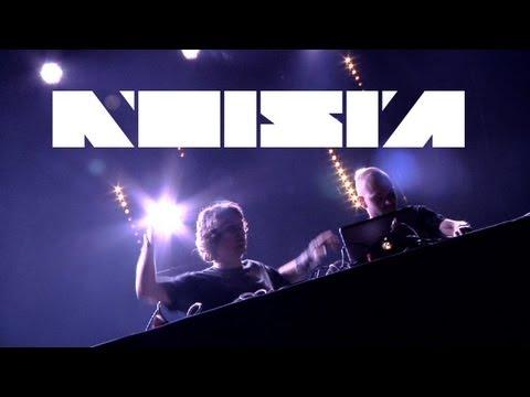 Noisia - Live (Cabaret Vert 2012)