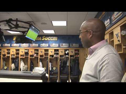 Men's Soccer: Locker Room Tour
