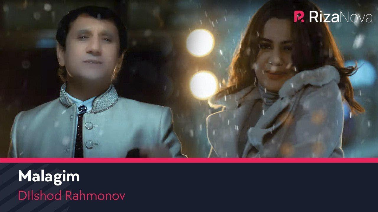 DIlshod Rahmonov - Malagim | Дилшод Рахмонов - Малагим (Yangi yil kechasi 2020)