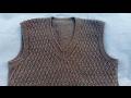 Knitting Pattern For Sweater & Cardigan
