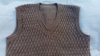 Knitting Pattern For Sweater & Cardigan