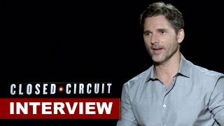 Closed Circuit Interview : Eric Bana 2013 - Beyond The Trailer
