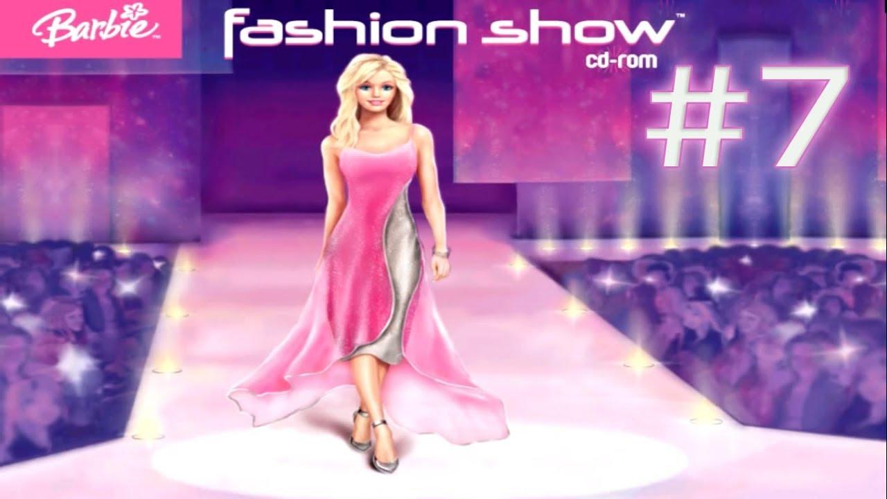 #7 Игра Барби Показ Мод - Прохождение. Голливудский Гламур