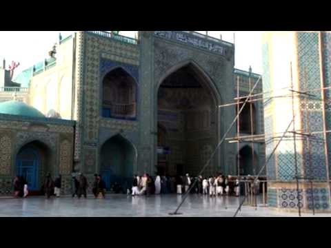 Shrine Of Hazrat Ali - Afghanistan ᴴᴰ