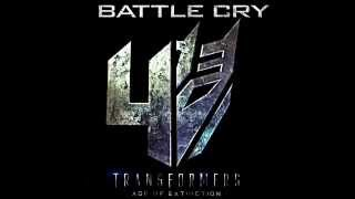 Imagine Dragons   Battle Cry Transformers Age of Extinction