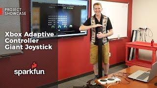 Project Showcase: Xbox Adaptive Controller Giant Joystick