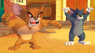 Tom and Jerry Movie Game for Kids - Tom and Monster Jerry vs Jerry and Duckling - Cartoon Games HD