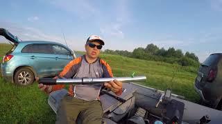 Удлинитель румпеля лодочного мотора своими руками