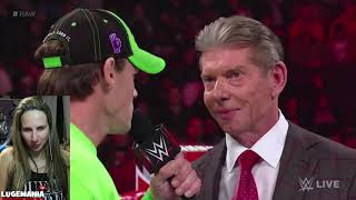John Cena still has RUTHLESS Aggression