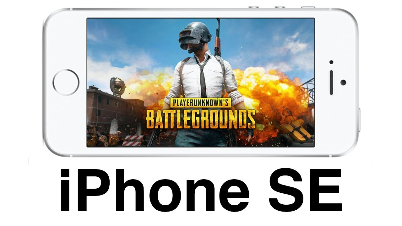 PUBG IPhone SE (ULTRA) Gameplay Test: Is It Playable