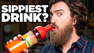 Sippiest Drinks In The World Taste Test