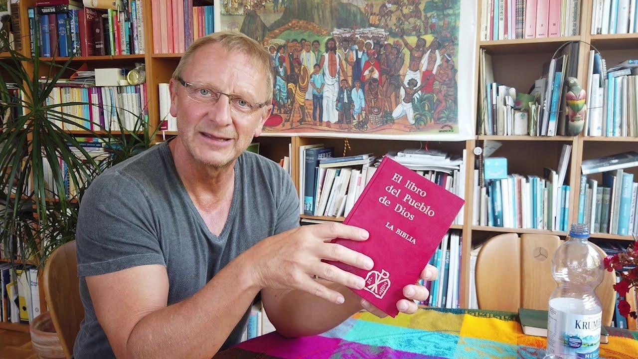 Pfarrer Schmid wechselt nach Argentinien -  Vier Dinge, die mit müssen: #2 die Bibel