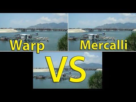 Warp Stabilizer Vs ProDAD Mercalli