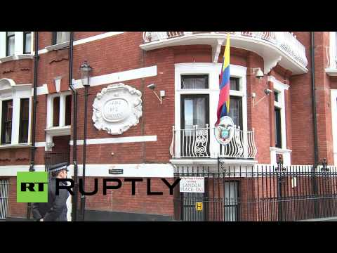 UK: When will Assange finally leave the Ecuadorian embassy?