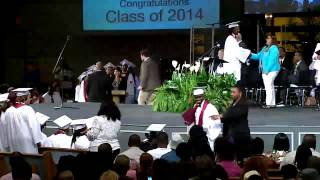 EBR Tara High School 2014 Graduation