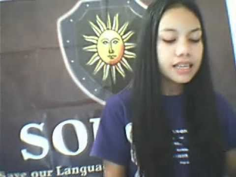 Bicolano Anthem by Save our Languages through Federalism solfed