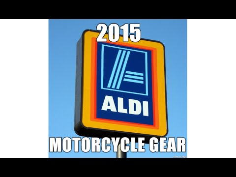 aldi 2015 motorcylce gear pre review youtube. Black Bedroom Furniture Sets. Home Design Ideas