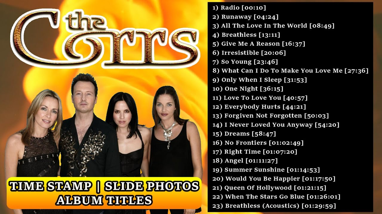 The Corrs Greatest Hits Playlist | The Very Best Of The Corrs