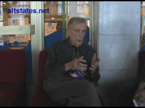 Stanley Krippner Interview pt. 3 - Cтэнли Криппнер - June 24, 2010, Russia