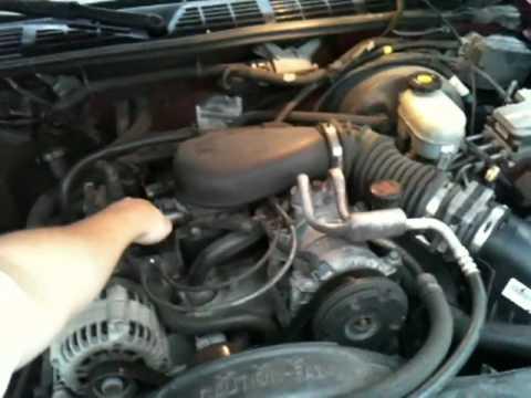 2002 Chevrolet Blazer ZR2 Rev from Engine Bay  YouTube