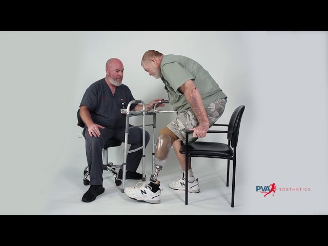 Putting On Your Prosthesis