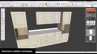 Kitchen Design With Sketchup And Easysketch