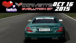 Stream Archive - Corvette Evolution GT - 10/16/15 - Part 1