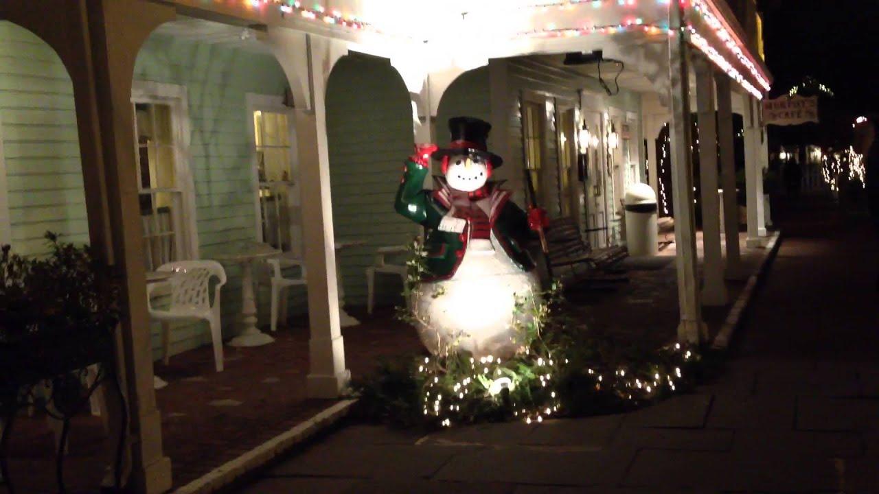 Milleridge Inn Christmas Village 2018.Milleridge Inn Village Christmas Long Island