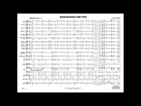 Sonnymoon for Two by Sonny Rollins/arr. Paul Murtha
