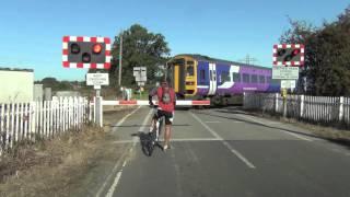 Beverley Parks Level Crossing