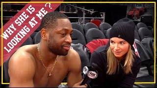 NBA Players caught flirting - must watch  | 4k |