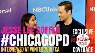 Video Jesse Lee Soffer talks about Chicago PD at NBCUniversal's Winter 2018 Press TCA Tour #NBCU #TCA18 download MP3, 3GP, MP4, WEBM, AVI, FLV Januari 2018