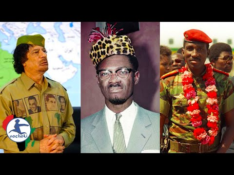 Top 10 African President Assassinated by World Powers