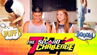 7 SECOND CHALLENGE! | ВЫЗОВ Сделай за 7 секунд! | SWEET HOME