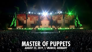 Metallica: Master of Puppets (Munich, Germany - August 23, 2019)