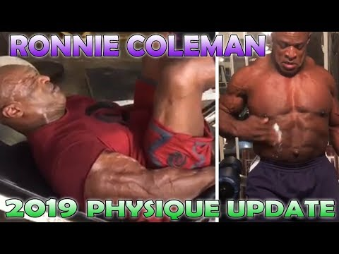 Ronnie Coleman 2019 Physique Update - What he looks like now?